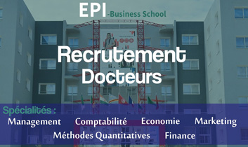 L'EPI-Business School recrute